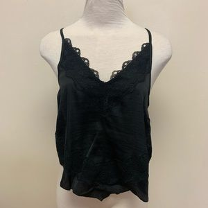 Free People-Your eyes cami in Black
